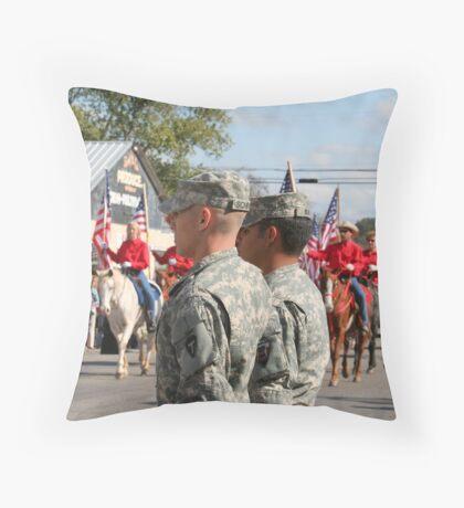 Freedom....Isn't Free! Throw Pillow