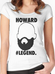 Howard Women's Fitted Scoop T-Shirt