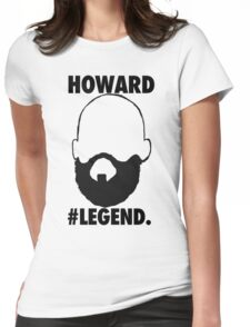Howard Womens Fitted T-Shirt