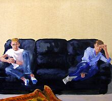 Brothers by Norman Kelley