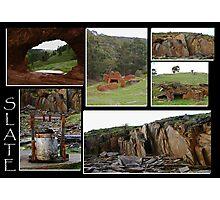 Willunga Slate History Photographic Print
