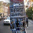 Street Art by Bernadette Claffey