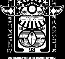 Abomination of Desolation by IAO131