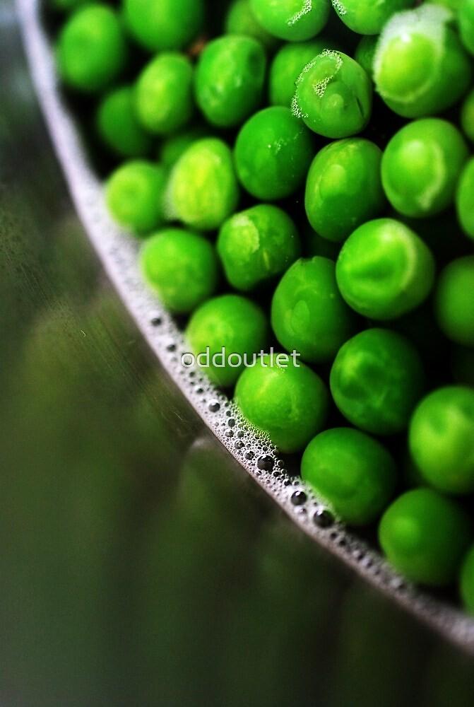 Peas Peas Peas by oddoutlet