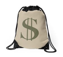 Moneybags Drawstring Bag
