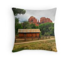 Red Rock State Park #2 Throw Pillow