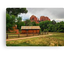 Red Rock State Park #2 Canvas Print