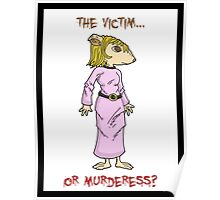 the guinea pig murders 2: the victim... or murderess? Poster