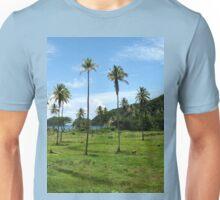 an inspiring Saint Lucia landscape Unisex T-Shirt