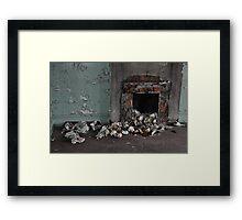 Abandoned Detroit 2 (The Chimney) Framed Print