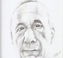 Lloyd Kaufman by discopig