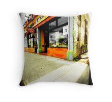 Mojos - Fremantle WA Throw Pillow