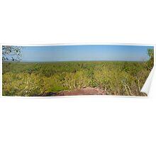 Nourlangie Rock view, Kakadu NP, NT Poster