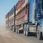 road train by stickelsimages