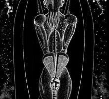 Caryatid Cthulhu by Pete Janes