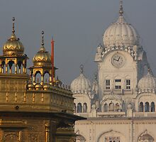Amritsar Detail, Punjab, India by RIYAZ POCKETWALA