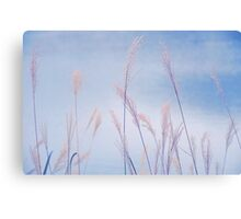 Dance of the Reeds Canvas Print