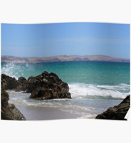 Carrickalinga Beach, Fleurieu Peninsula Poster