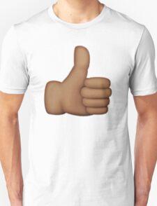 Thumb Emoji 3 Unisex T-Shirt