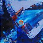 deep blue by emel