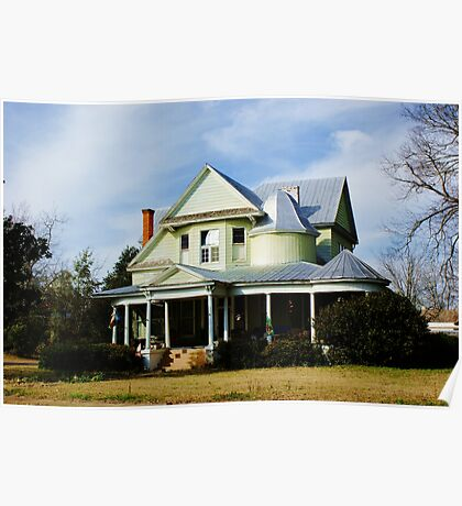 Southern Home Poster
