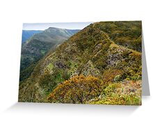 High Country Views Greeting Card