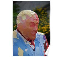 The Painted Man Poster