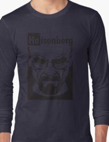 Breaking Bad Heisenberg Shirt 3 Long Sleeve T-Shirt