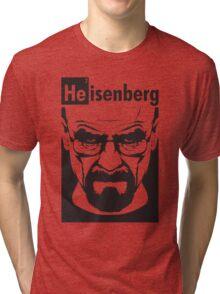 Breaking Bad Heisenberg Shirt 3 Tri-blend T-Shirt