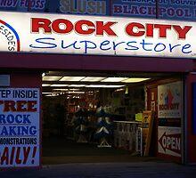 Rock City by JacquiK