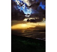 Achill View Minuan Photographic Print