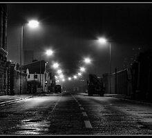 Evening mist  by Dave Hepworth