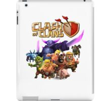 clash of clans iPad Case/Skin