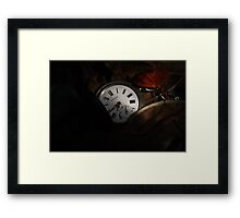 Watch Framed Print