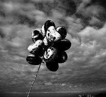 Baloons by Marcin Retecki