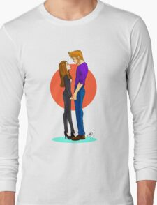 Jeff and Annie FOREVER Long Sleeve T-Shirt