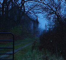 Well hidden barn by mltrue