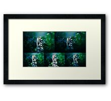 Decapitated Love Framed Print