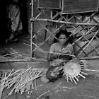 BASKET WEAVER by RakeshSyal