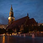 Marienkirche - Berlin, Germany by Luke Hogan