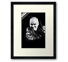 Lars Danielsson Framed Print