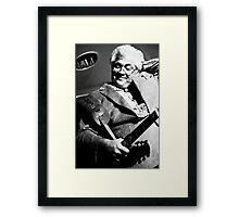 Larry Coryell Framed Print