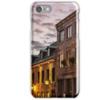 Walk Thru Place Jacques-Cartier  iPhone Case/Skin