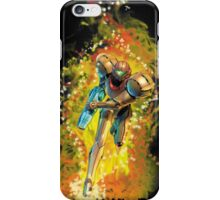 Go Samus! Go! iPhone Case/Skin