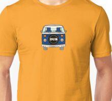 Volkswagen Type2 Bay Window Blue Unisex T-Shirt