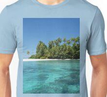 a stunning Bahamas landscape Unisex T-Shirt