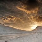 Iceland - Tea in the Sahara  by Patrycja Makowska