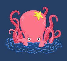 cutie octopus by Dinara May