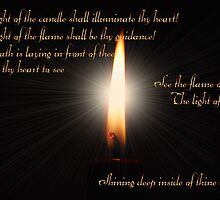 The Flame Inside by TriciaDanby