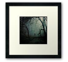 The Moss Cathedral Framed Print